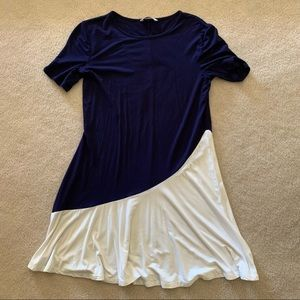 Three Dots Flare Dress